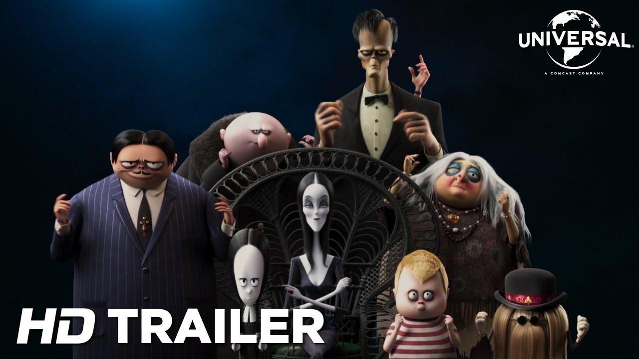LOS LOCOS ADDAMS 2   Trailer oficial (Universal Pictures) HD