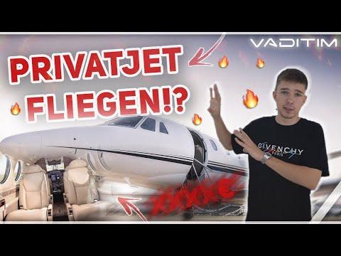 WIE VIEL KOSTET ES TATSÄCHLICH MIT EINEM PRIVAT-JET ZU FLIEGEN?