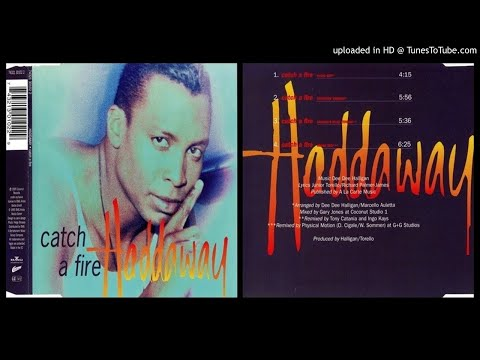 Haddaway – Catch a Fire (Extended Version – 1995)