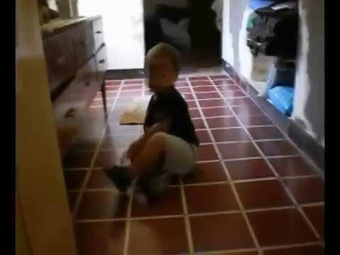 El video del duende argentino que llamó la atención de la prensa inglesa