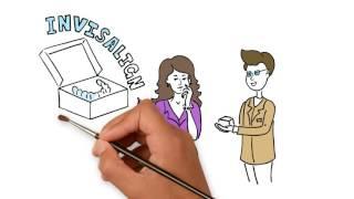 Заказать рисованное рекламное видео. Рекламный ролик. Дудл видео(doodle видео) для компании Ideale(, 2016-07-26T15:25:50.000Z)