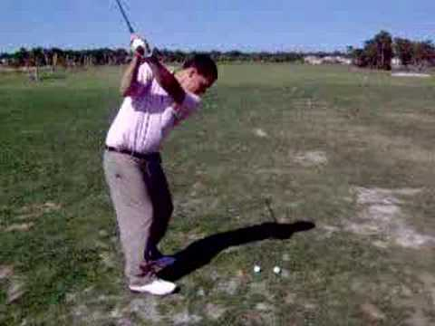 "Golf Swing "" help me improve"" tell me what you think"