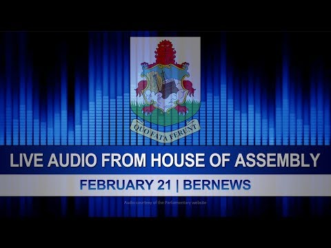 February 21 | Audio Of Morning In House of Assembly | 2020