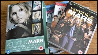 Veronica Mars Complete Collection UK Unboxing | Season 1-3 + Movie