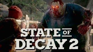 State of Decay 2 Gameplay German ENDE - Zombie freie Welt