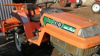 Kubota XB-1 traktorek sadowniczy. www.traktorki.waw.pl