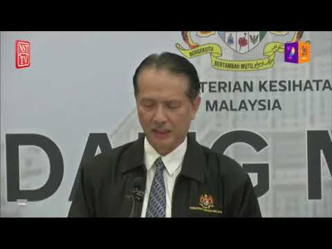 Health DG: Play your part, Malaysians
