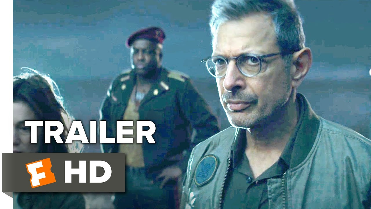 Independence Day Resurgence International Extended
