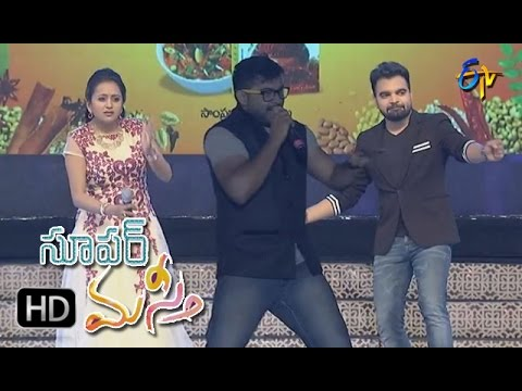 Akasam Ammayaithe Song|Yazin Nizar Performance | Super Masti|Vijayawada|26th March 2017|ETVTelugu