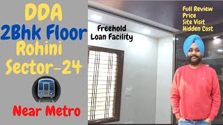 2bhk floor in rohini sector 24 I Rohini Sector 24 Floor Price I 99Bricks | Delhi/NCR Property