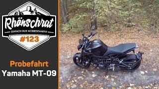 Скачать Probefahrt Yamaha MT 09 123
