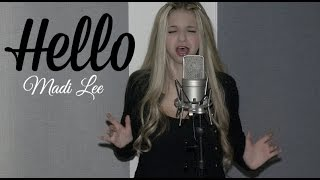 Adele - Hello (Madi Lee Cover)