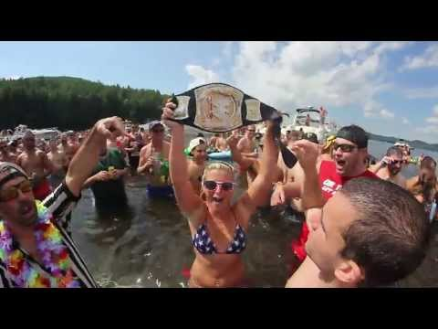 LOG BAY DAY 2013 [OFFICIAL] HD LAKE GEORGE NEW YORK