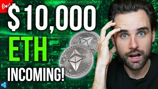 🔴LIVE: Ethereum Heading to $10,000, Breaks New All Time High
