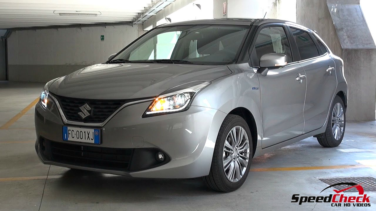 2016 suzuki baleno 1 2 dualjet shvs hybrid full walkaround start up engine sound youtube. Black Bedroom Furniture Sets. Home Design Ideas