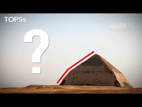 5 Mysterious Ancient Buildings & Structures Whose Origins Are STILL Unknown...