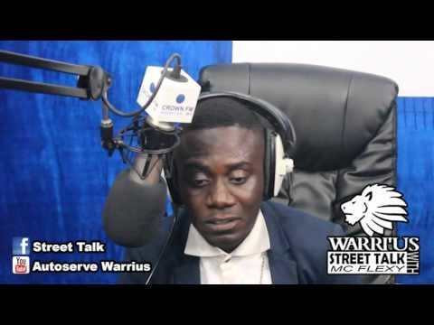 Warri'us Street Talk With MC Flexy Episode 12.