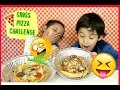 PIZZA CHALLENGE GROSS FUNNY VIDEO FOR KIDS 😝🍕🍕🍕🍕🍕🍕🍕🍕