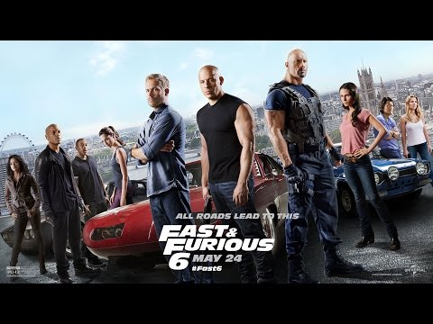 Epic Fan Trailer Fast and Furious 6 (A todo Gas 6)