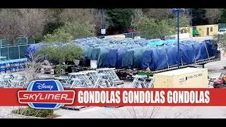 Disney Skyliner Gondolas Gondolas Gondolas New Shipment