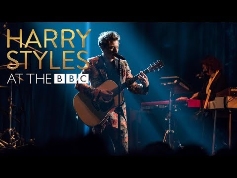 Harry Styles - Girl Crush (At The BBC)