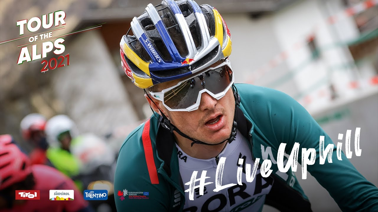 Anton Palzer to #LiveUphill - Tour of the Alps