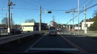県道を走る:群馬・栃木県道67号 桐生岩舟線 2014年12月