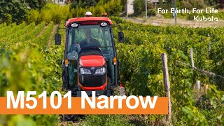 M5101 Narrow : Increased productivity and performance | 2019
