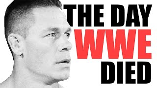 The Day WWE Died