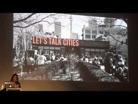 Designing Tours for Civic Engagement