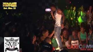 Mavado and Konshens Live in Atlanta Dust till Dawn 2014 FULL DVD