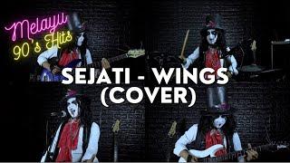 WINGS - Sejati (Cover) | By Esa Kuburan