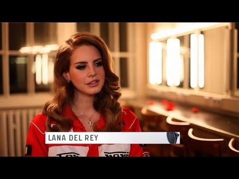 Lana Del Rey — Video Games Represents Me | 2012