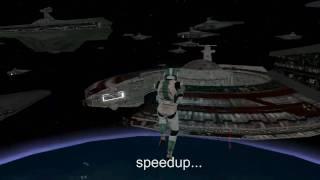 Star Wars Battlefront 2 Space Hack