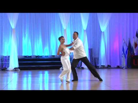 2013  Sophisticated  Champions  Barry Jones & Patty Vo   US Open Swing Dance Championships