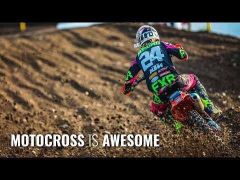 MOTOCROSS IS AWESOME - MY SEASON 2018 MIX