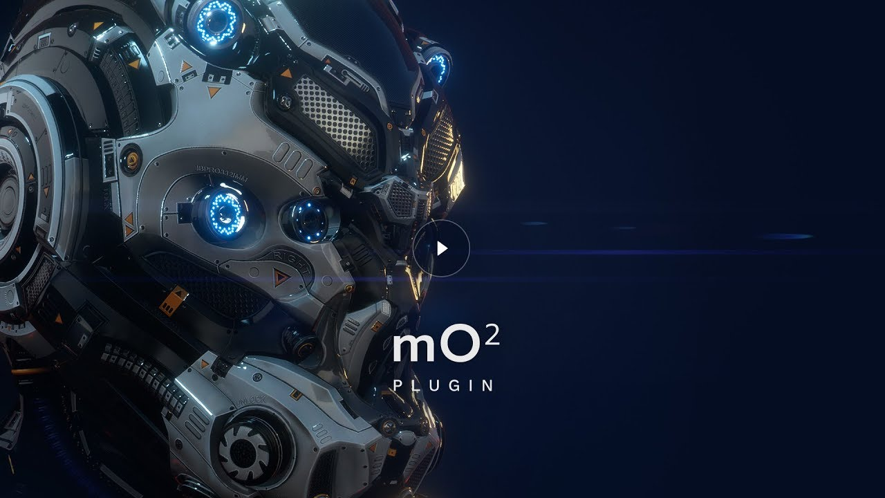 mO2 - Real 3D Rendering Engine Plugin for Final Cut Pro X