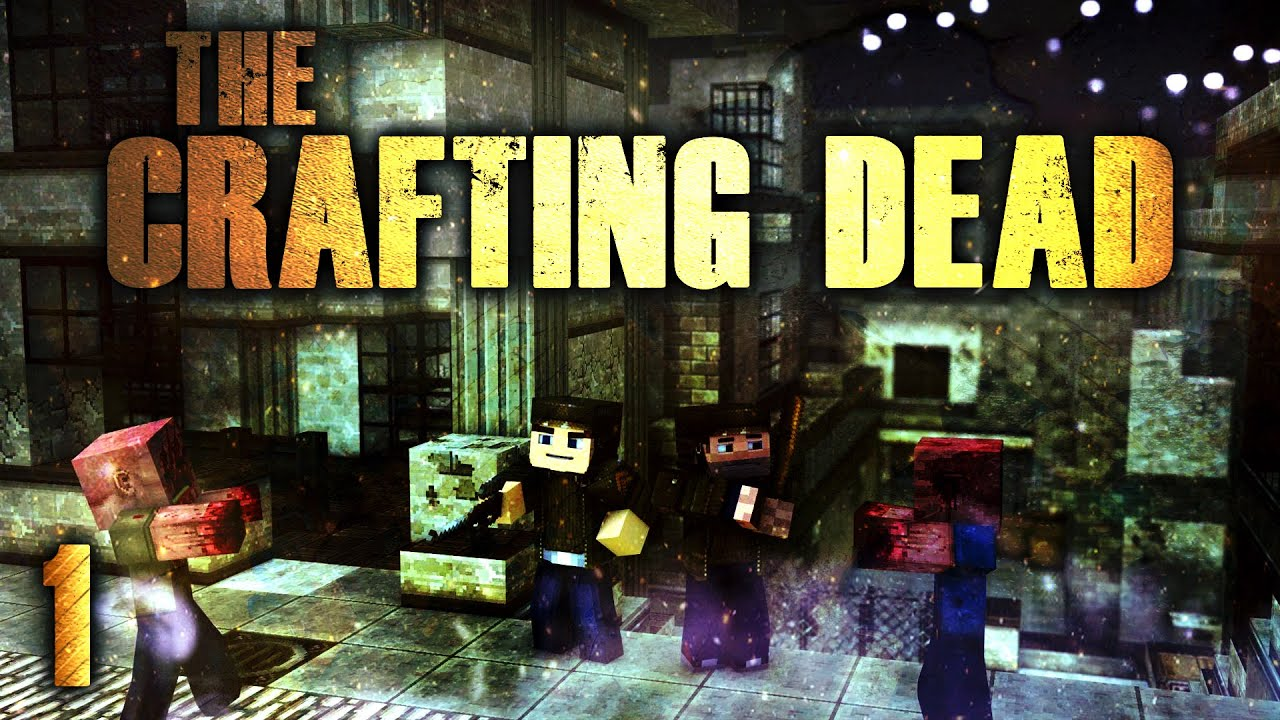 Mod Walking 1710 Dead Minecraft