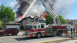 Coventry Hills Fire, 30 minute video!!
