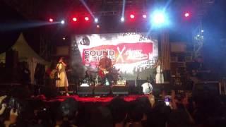 Barasuara - Tentukan Arah  (HD 60FPS) SoundsAtions Gandaria City (Medley dari Sendu Melagu)