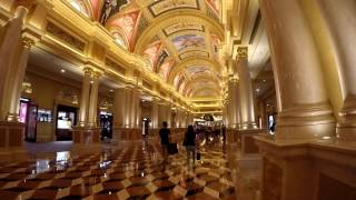 The venetian The house of dancing water World heritages Macau tower...