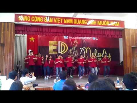 Gitchee Gitchee Goo (Flashmob)