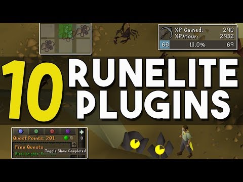 10 Amazing RuneLite Plugins that Will Change your Game