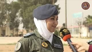 يسعد صباحك - تقرير ميداني عن أول طيار عسكري إناث في الأردن لارا الهواوشة وآيه السوراني