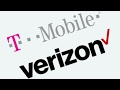 T mobile vs verizon    a side by side comparison of their unlimited plans