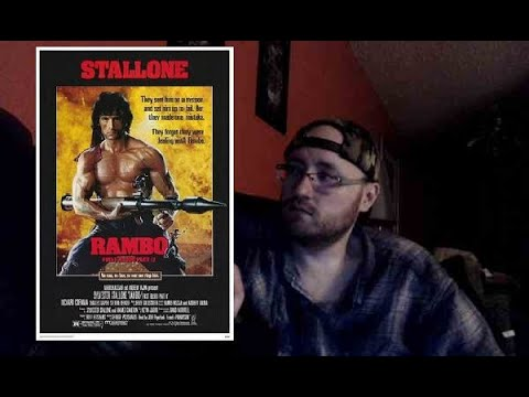 Fan Commentary Rambo First Blood Part Ii 1985 Youtube