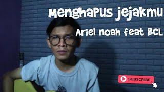 Download New version Menghapus jejakmu BCL feat Ariel noah ( nuwi cover )