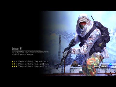 KathyRain Plays - Call Of Duty 4 Modern Warfare 2 Pc Special Ops Solo Play Alpha Sniper Fi 2/5