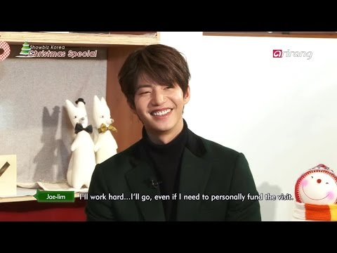 Showbiz Korea _ SONG JAE-LIM(송재림) _ Part 6 _ 122515