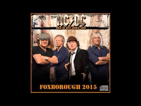 AC/DC - Live in Foxborough 2015 (Full Concert) Rock or Bust World Tour